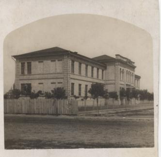 Мужская гимназия, 1908 год