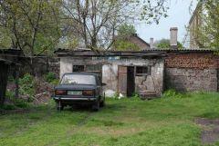 Доходный дом Галагана, двор