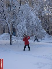 Зима. 2010