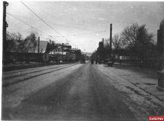 1953 год. Улица Сыровца