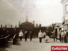 ДМК проходная завода, конец XIX века