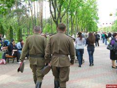 9 мая. Киев. Парк Победы