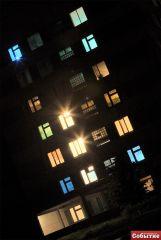 Такие разные окна (7-я горбольница)