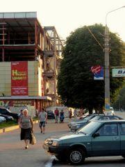 Ул. Сыровца напротив Комфи